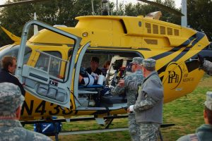 TX Helicopter Rescue - Search One Rescue Team